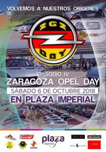 Zaragoza Opel Day
