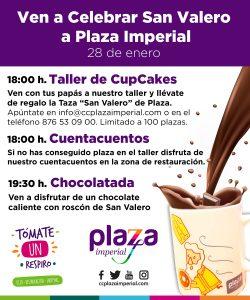 San Valero Plaza Imperial