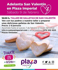 San Valentín en Plaza Imperial