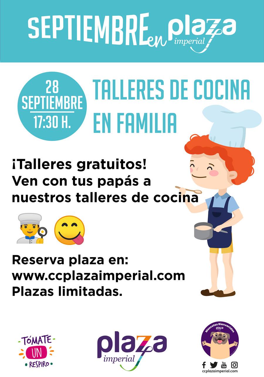 Talleres de Cocina Plaza Imperial