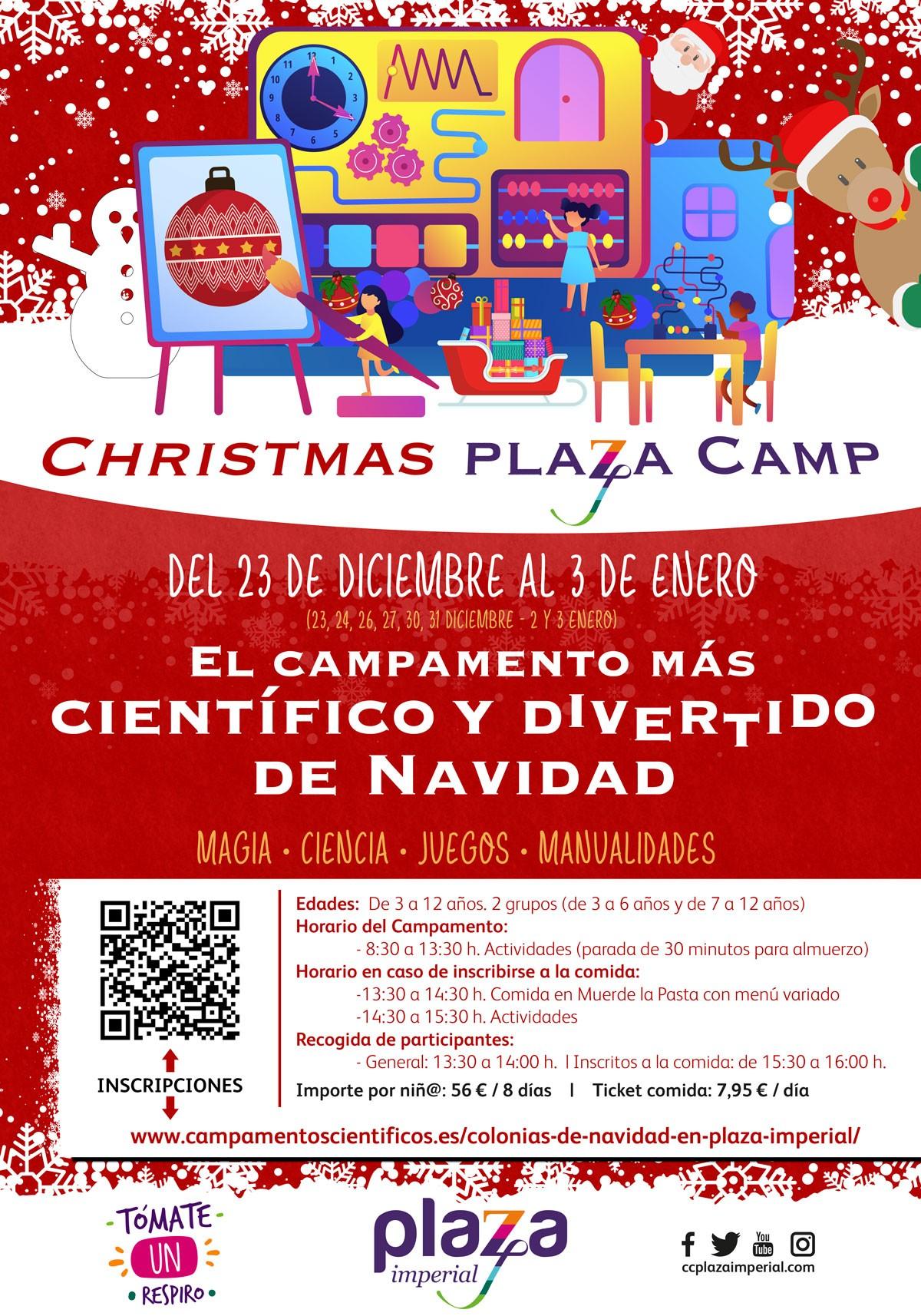 campamento-navidad-Plaza-imperial
